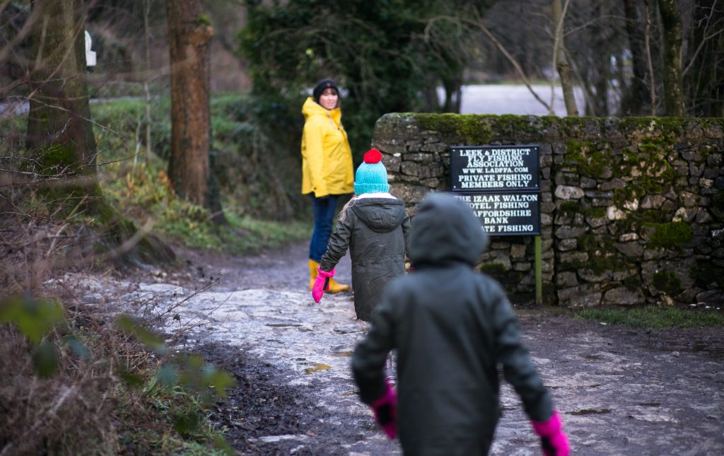 Ilam Park to Dovedale Stepping Stones | National Trust