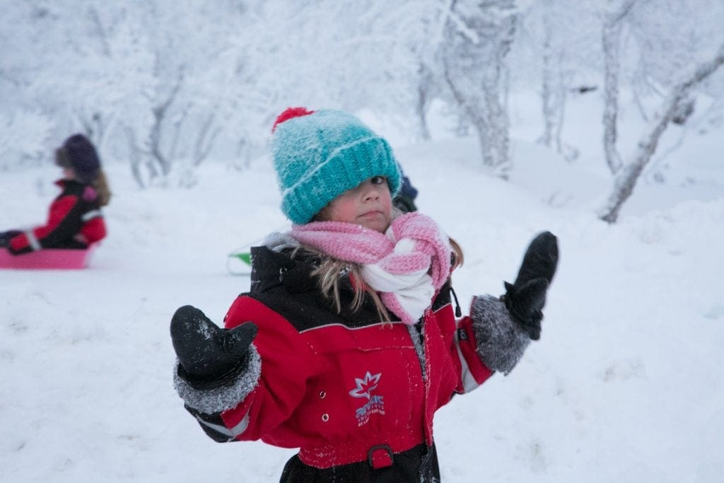 20 Top Tips for visiting Lapland with kids - Find out more about how to create a magical trip to Lapland at www.minitravellers.co.uk