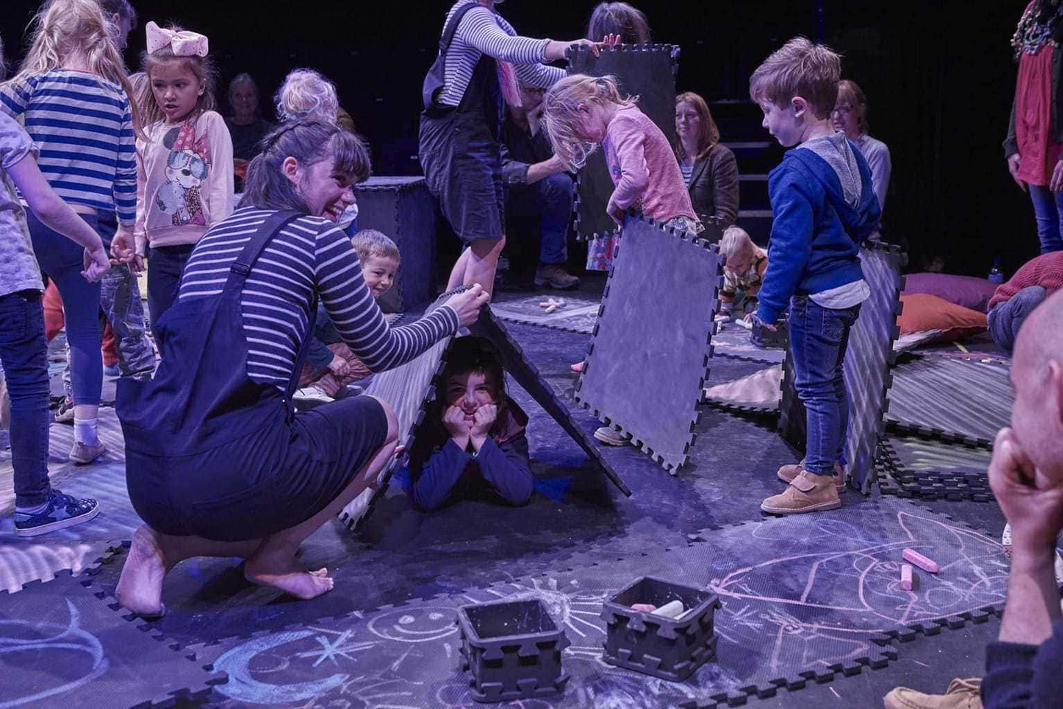 The Chit Chat Chalk Show | Action Transport Theatre, Ellesmere Port