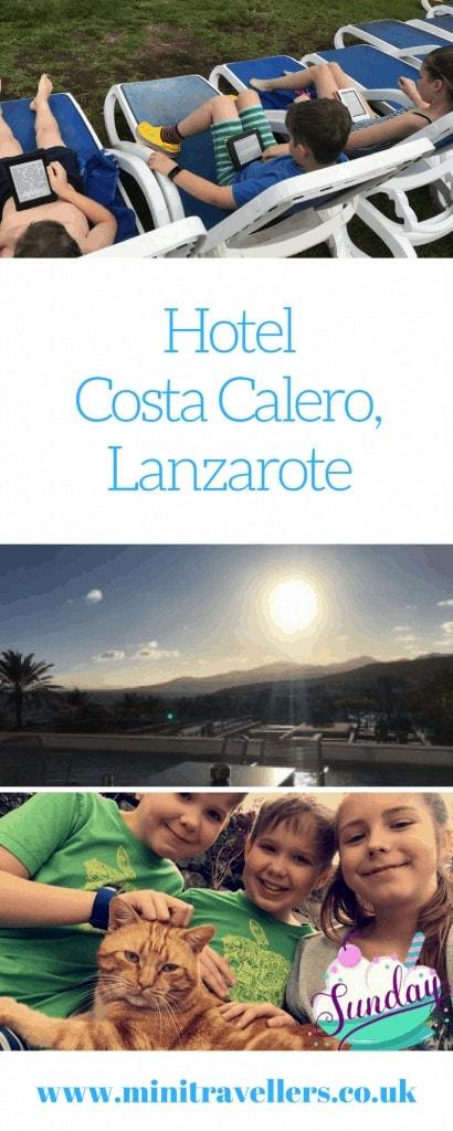 Hotel Costa Calero, Lanzarote