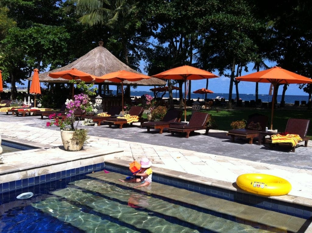Where to Stay in Bali with Kids www.minitravellers.co.uk