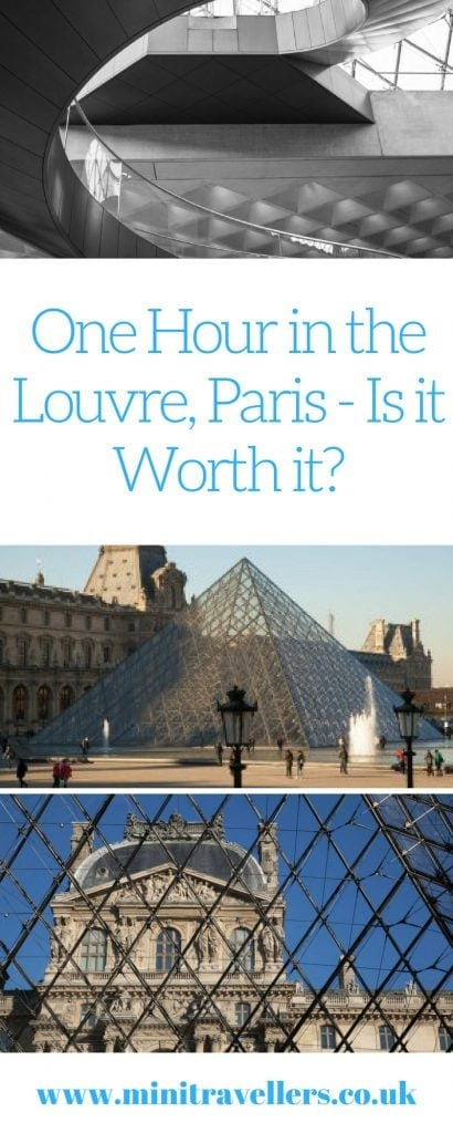 One Hour in the Louvre, Paris - Is it Worth it?