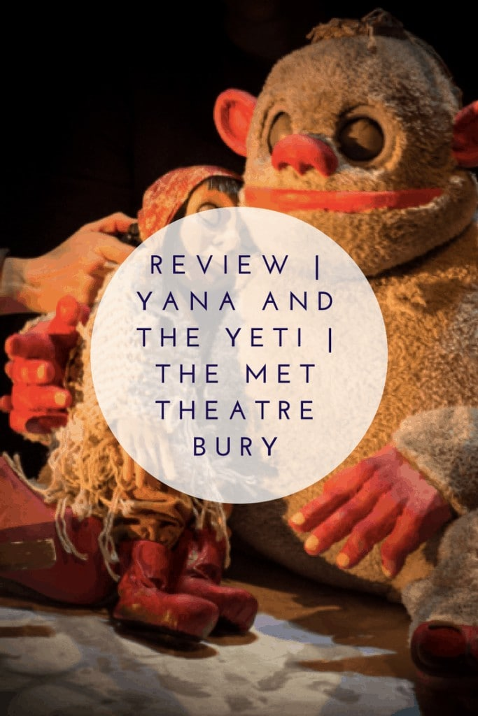 Review   Yana and the Yeti   The Met Theatre Bury