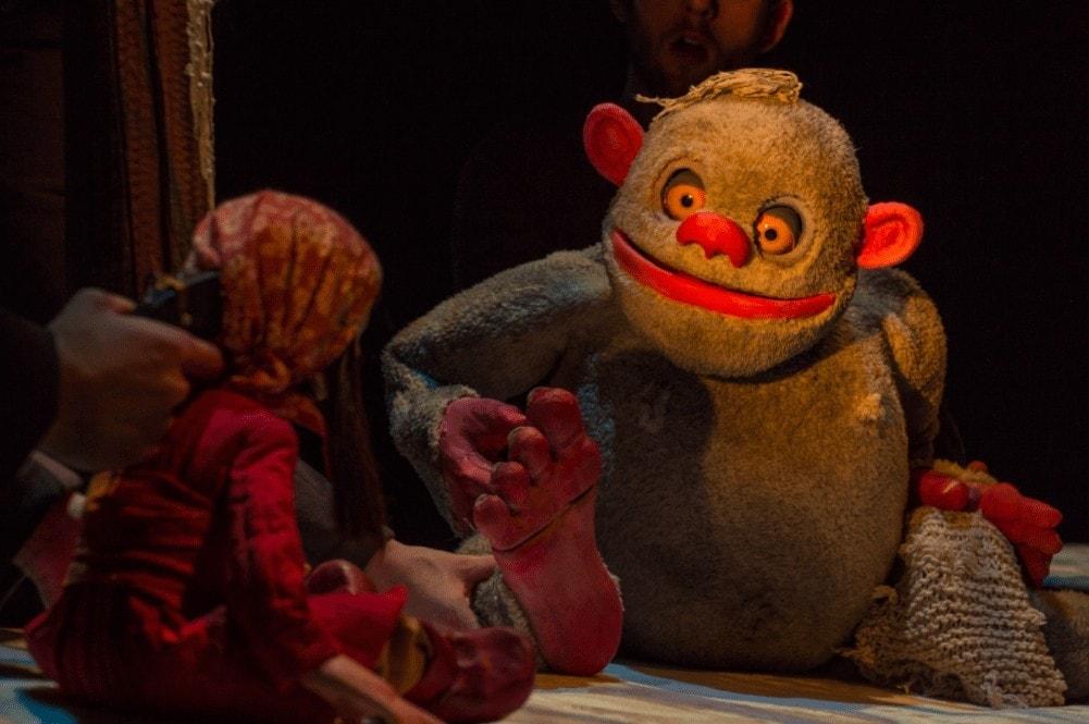 Review | Yana and the Yeti | The Met Theatre Bury www.minitravellers.co.uk