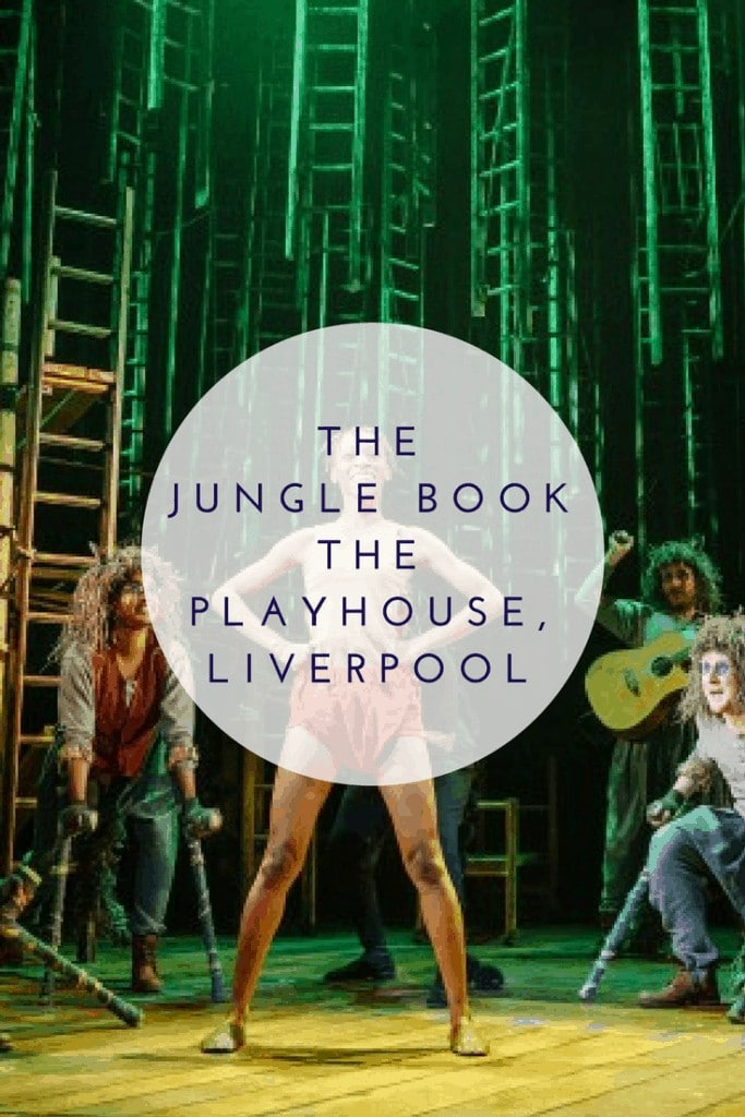 The Jungle Book The Playhouse, Liverpool