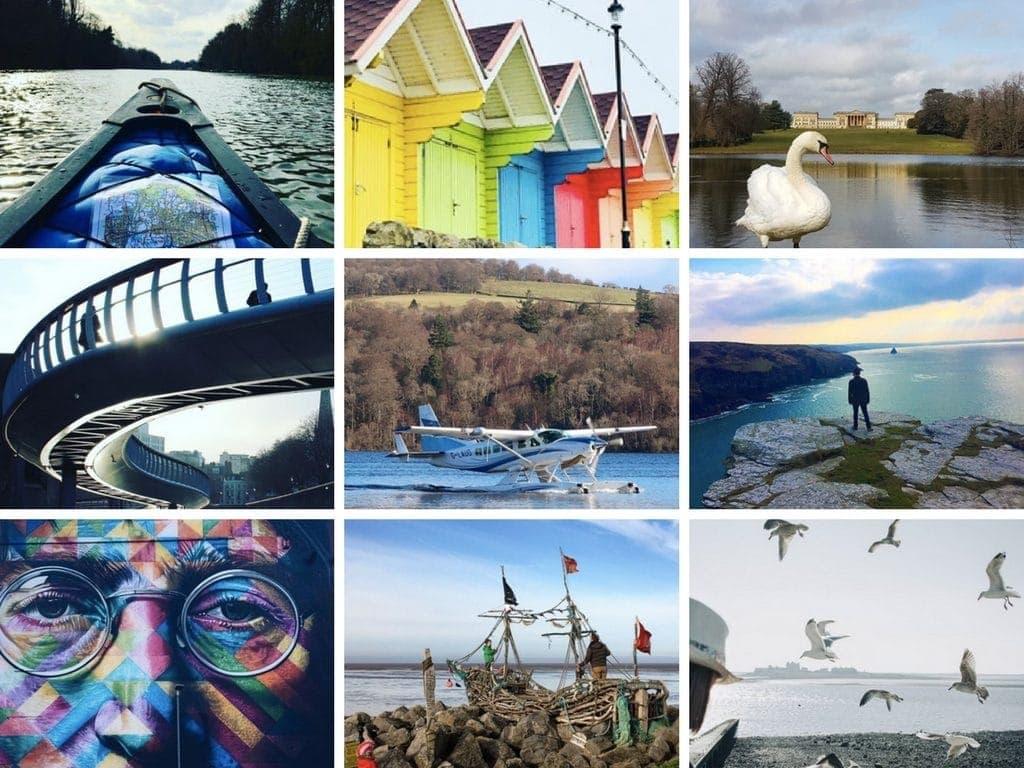 #UKexplore February 2018 www.minitravellers.co.uk