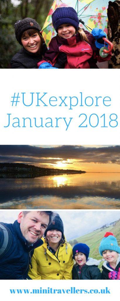 #UKexplore January 2018