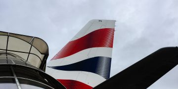 flying Business Class with British Airways