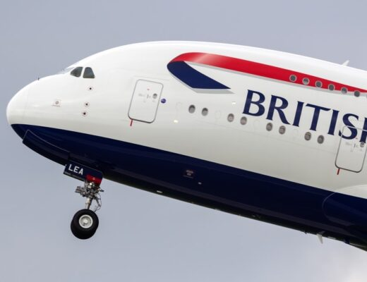 British Airways Above & Beyond | Mini Travellers