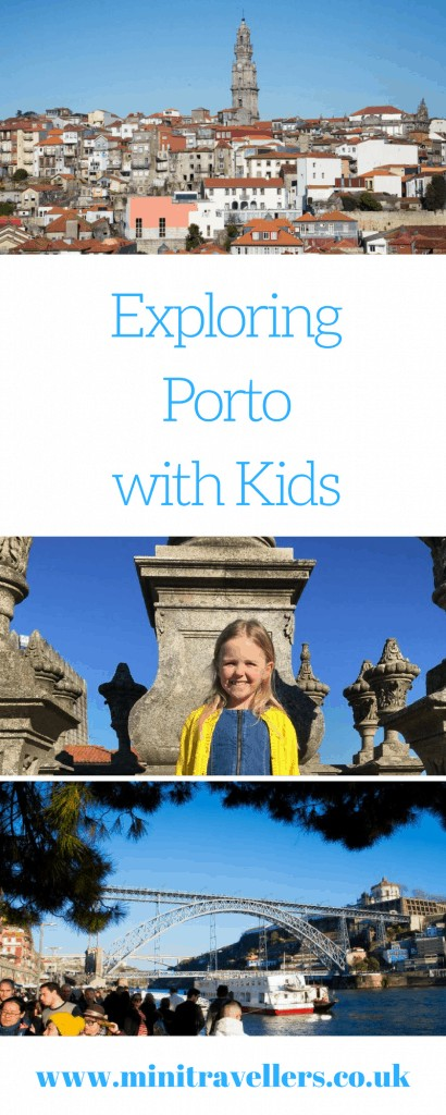 Exploring Porto with Kids