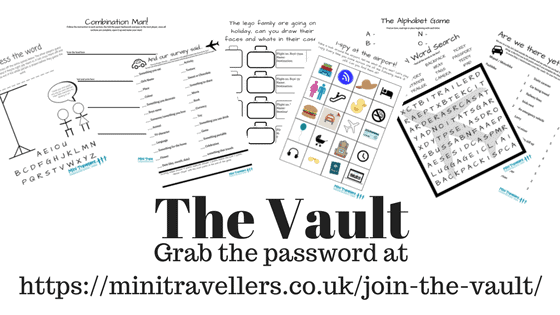 Protected: The Vault!