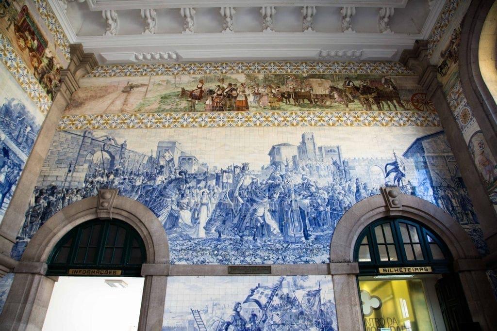Exploring Porto with Kids www.minitravellers.co.uk