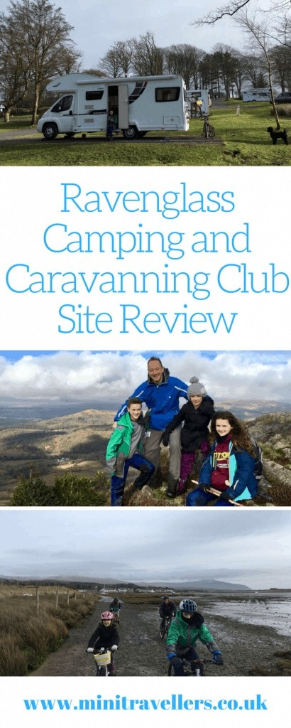 Ravenglass Camping and Caravanning Club Site Review