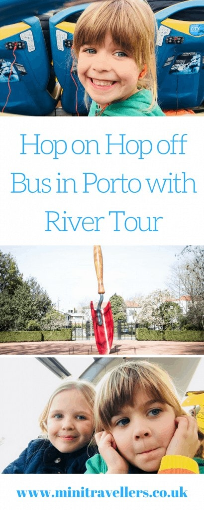 Review | Hop on Hop off Bus in Porto with River Tour