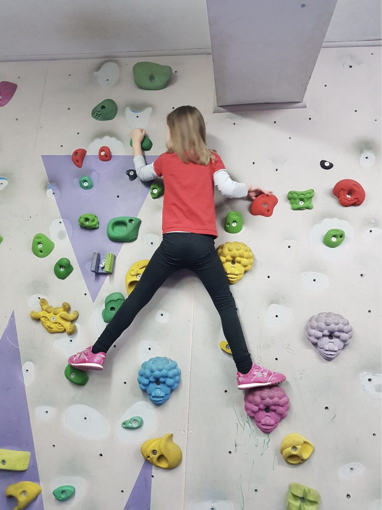 10 Things to do in Gloucester with Kids - including indoor wall climbing. Read more at www.minitravellers.co.uk