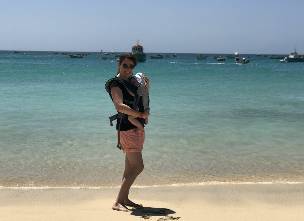 Cape Verde Family Holidays with a Baby | Mini Travellers