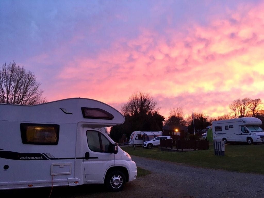 LLanystumdwy Camping and Caravanning Club Site Review