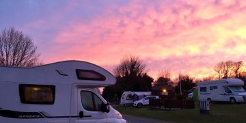 LLanystumdwy Camping and Caravanning Club Site Review www.minitravellers.co.uk
