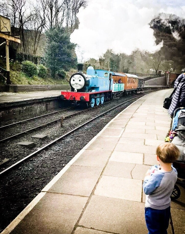 Review: Thomas the Tank Engine at Llangollen Railway