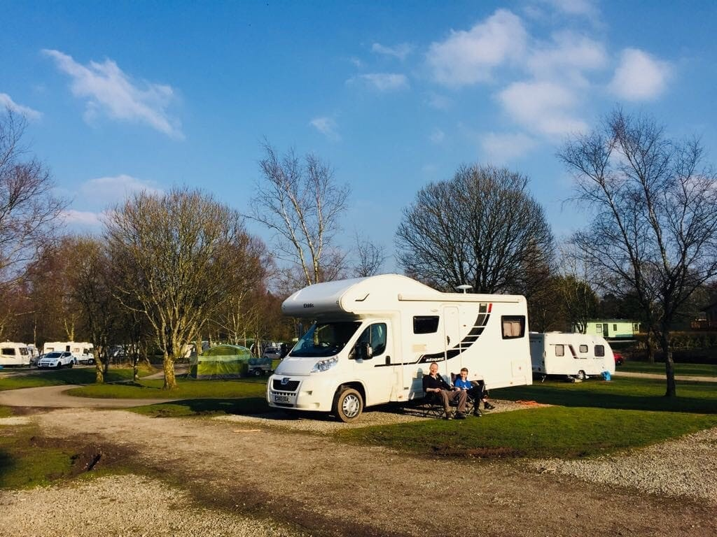 Windermere Camping and Caravanning Club Site Review