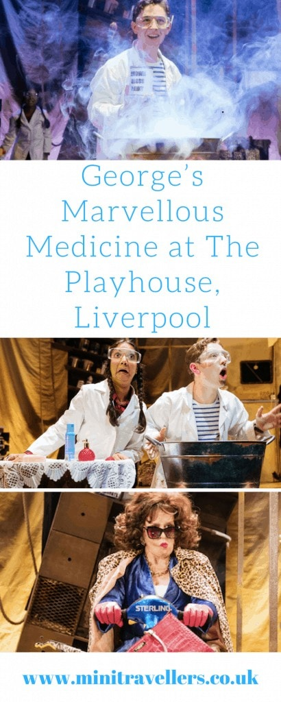 George's Marvellous Medicine at The Playhouse, Liverpool