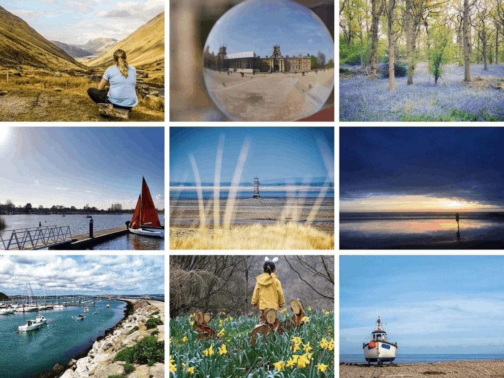#UKexplore April 2018 www.minitravellers.co.uk