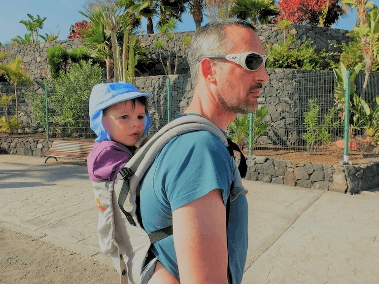 Review of the Tula Free to Grow Coast Carrier