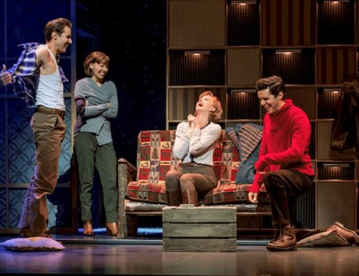 BEAUTIFUL' The Carole King Musical at The Liverpool Empire Theatre
