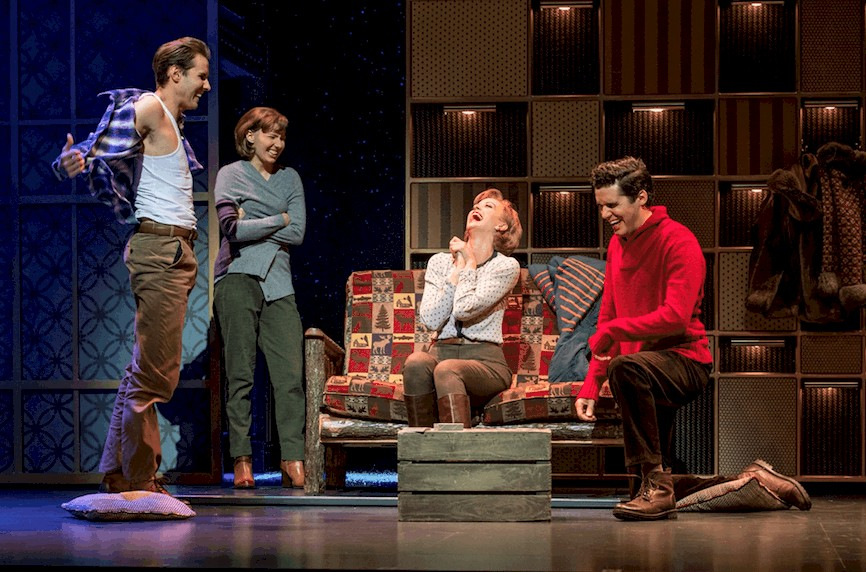 BEAUTIFUL The Carole King Musical at The Liverpool Empire Theatre