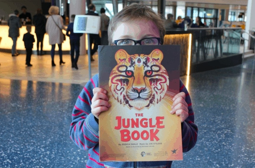 The Jungle Book at The Lowry