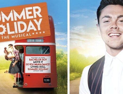 Summer Holiday The Musical at the Liverpool Empire