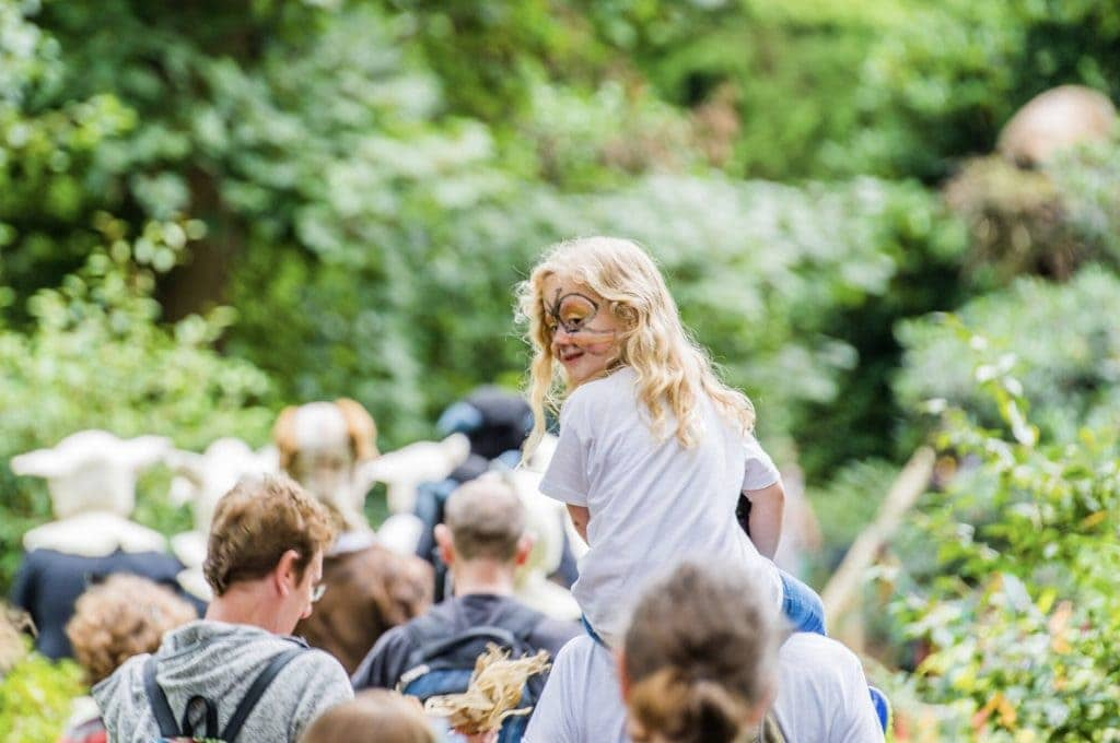 Win a Family Ticket to Timber – the International Forest Festival | Family Friendly Festival