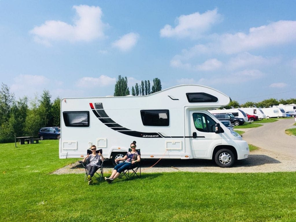 Bonkers About Conkers!  Family Camping at Conkers Camping and Caravanning Club Site and a Day Out at Conkers Forest