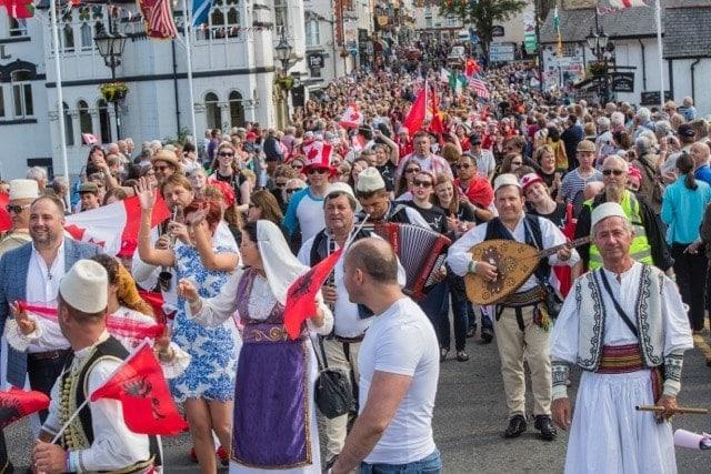 WIN a Family Ticket| Llangollen International Musical Eisteddfod