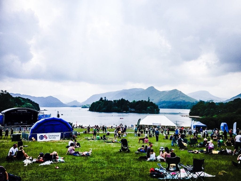 Review Keswick Mountain Festival with Blacks
