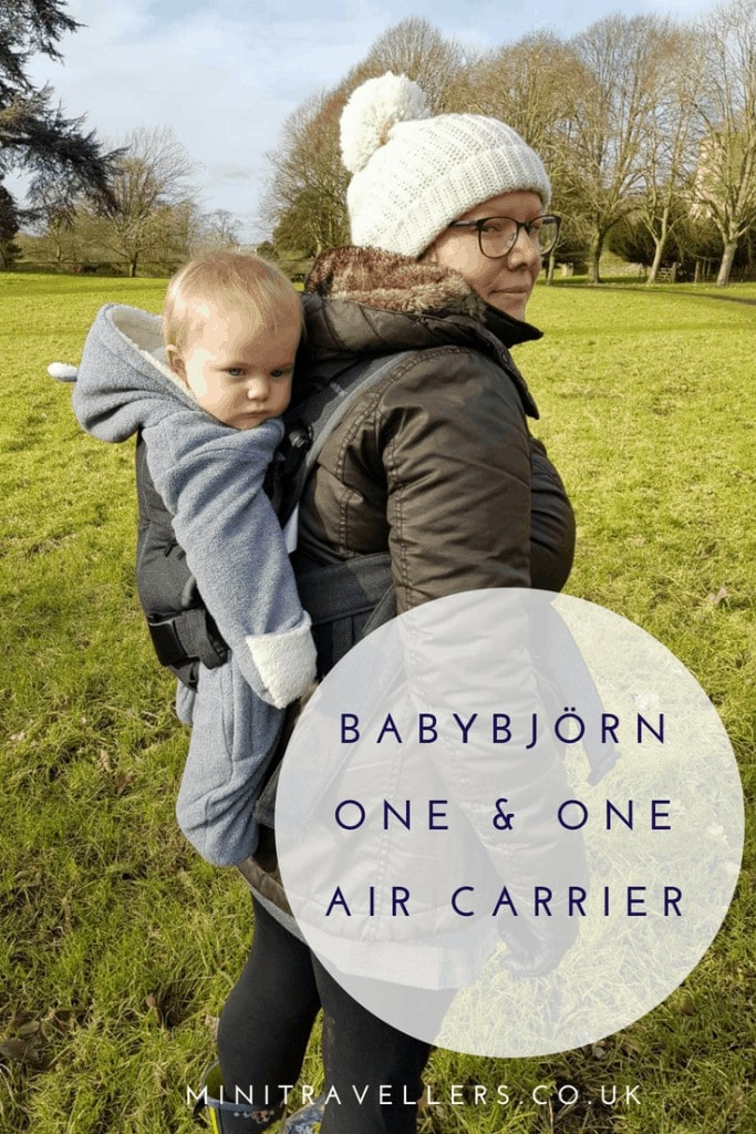 Could the BabyBjörn One Carrier be the one for you? I review the new carrier and share why it's great in this review at Mini Travellers