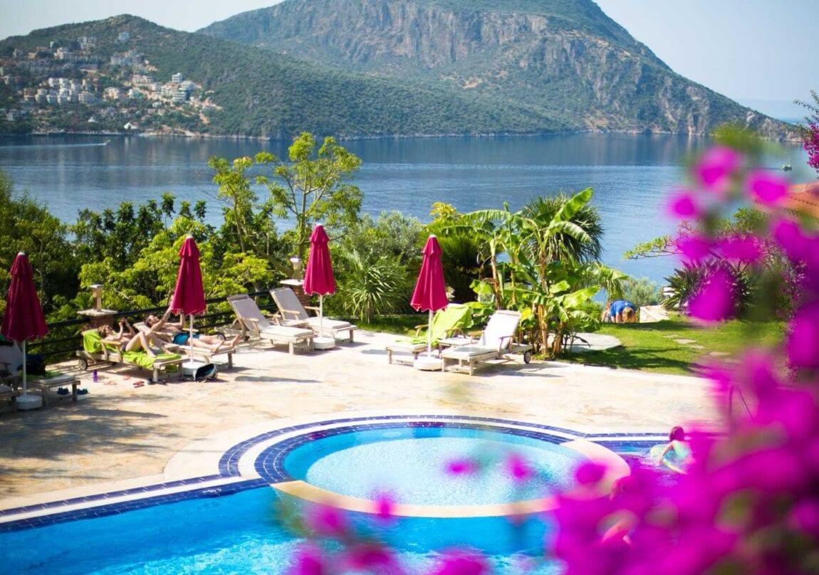 Kalkan Regency Hotel   Family Friendly Hotel in Kalkan, Turkey