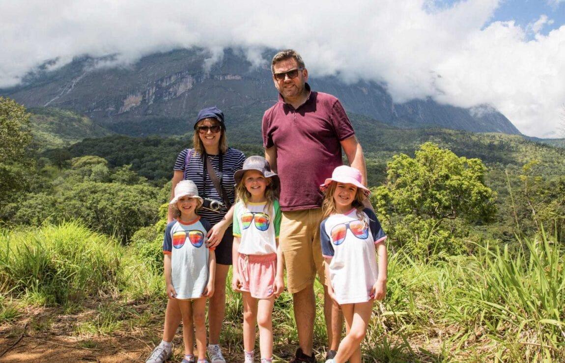 Mount Mulanje with Kids