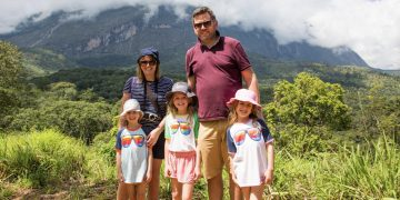 Mount Mulanje with Kids