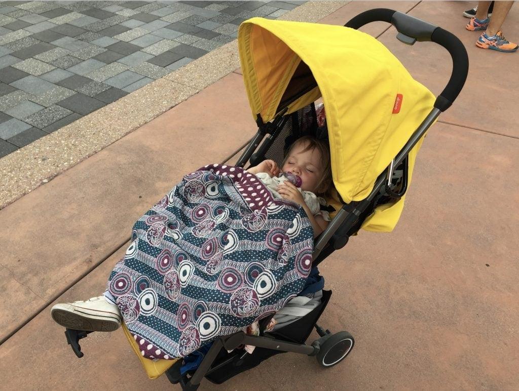 Travel Tips: Diono Traverze Stroller Review – Lightweight Stroller for Travel