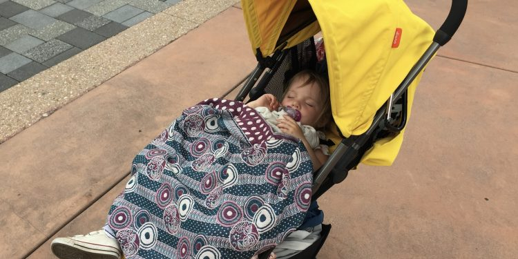 Diono Traverze Stroller Review | Lightweight Stroller for Travel