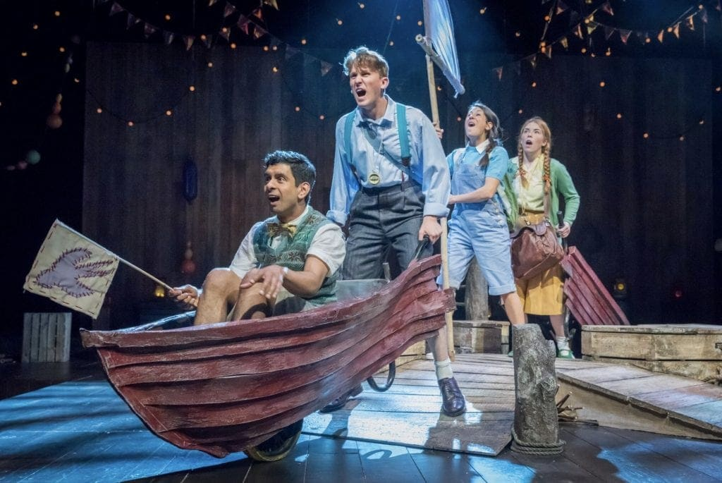 Review | Swallows and Amazons at Storyhouse, Chester