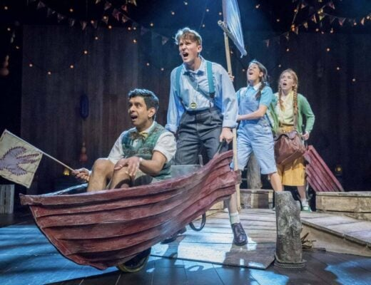 Swallows and Amazons – Storyhouse, Chester