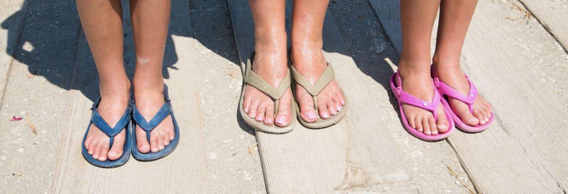 Aussie Soles UK - Life is better in flip flops!