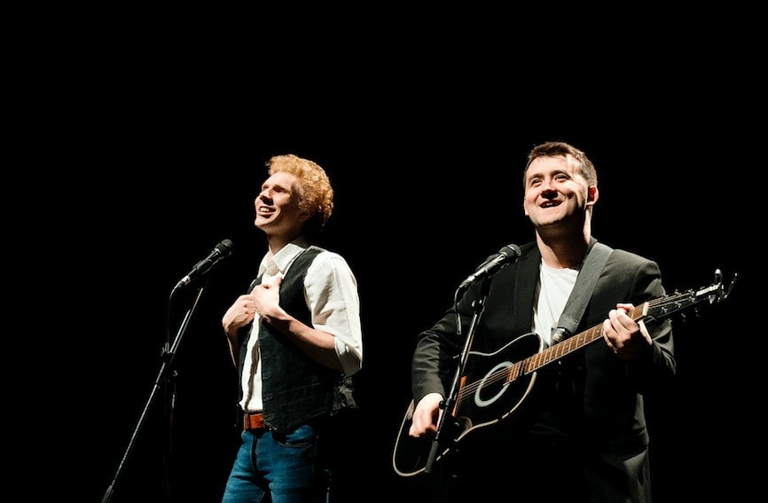 WIN 2 Tickets to see The Simon and Garfunkel Story at Plaza Stockport 19th July 2018
