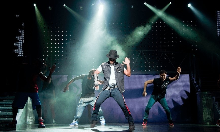 Thriller Live at Liverpool Empire