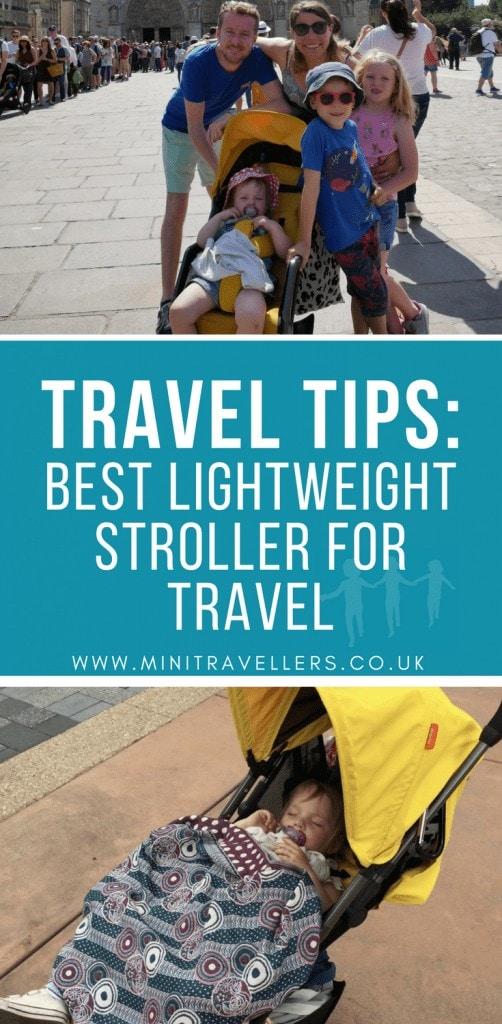 Travel Tips - Best Lightweight Stroller For Travel