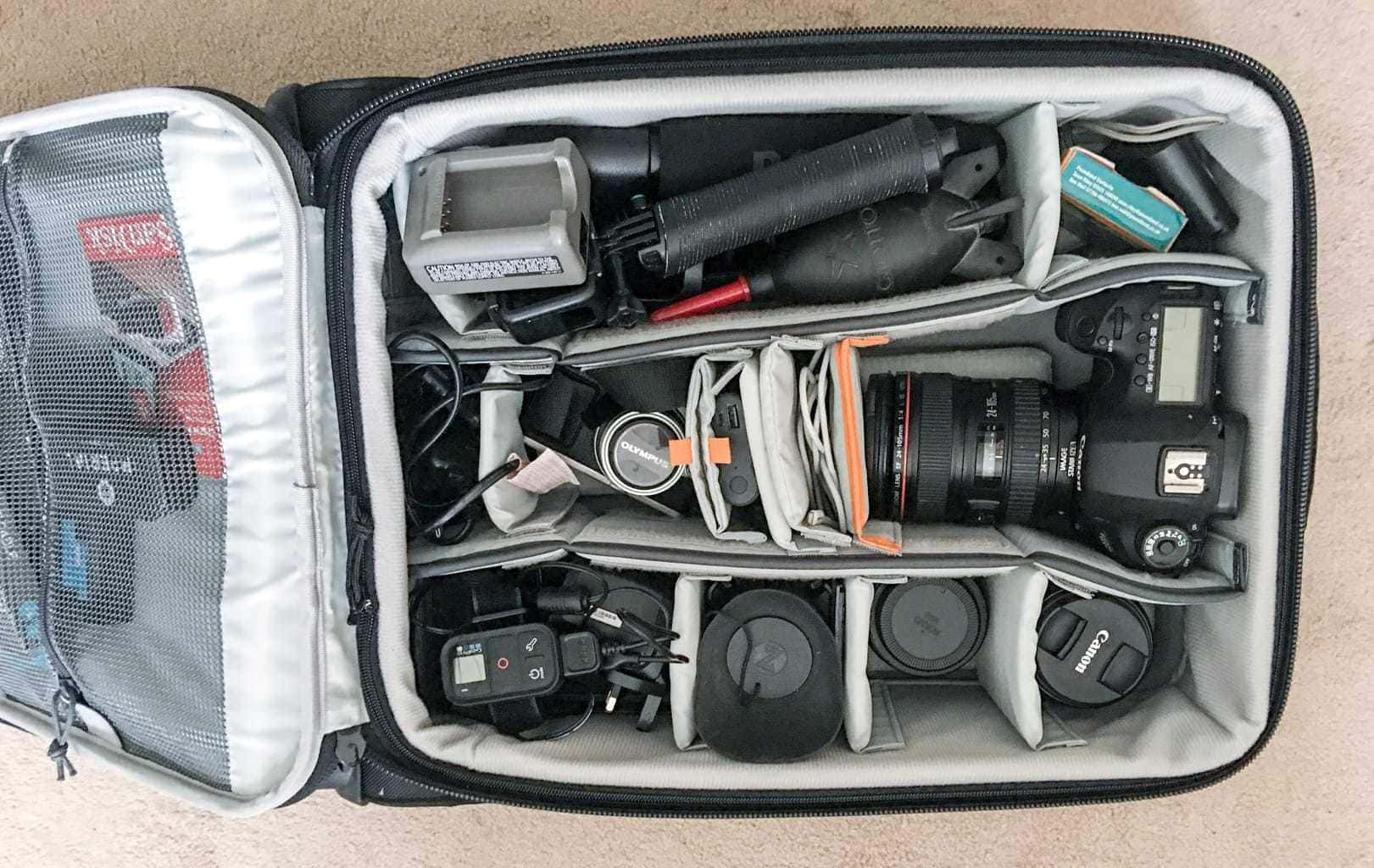 Review   Lowepro Camera Bag with Wheels - Photostream