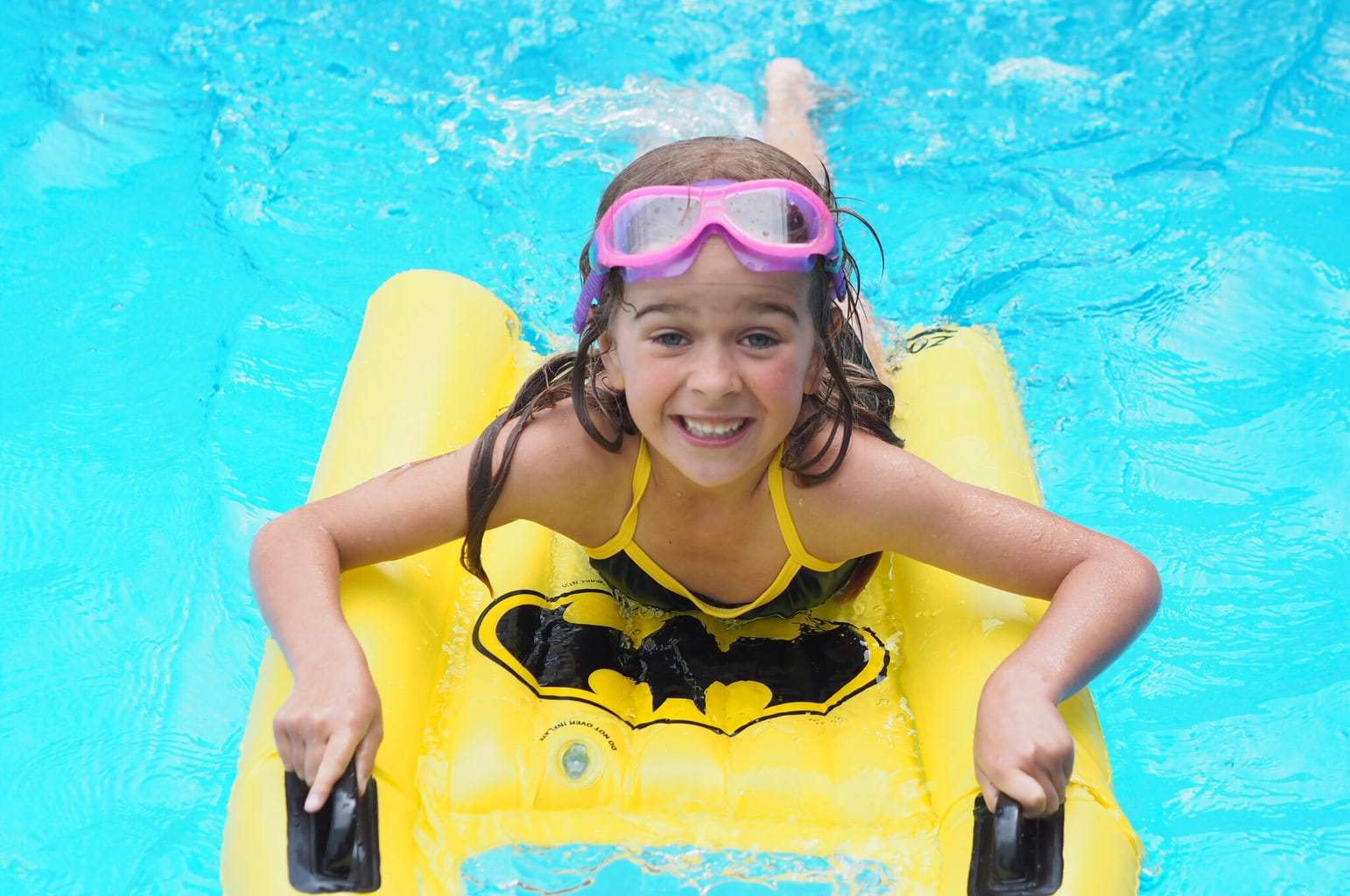 Travel Tips: DC Super Heroes Swimwear from Zoggs