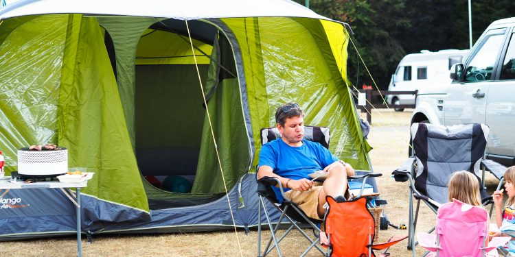 Stay Off Site at Camp Bestival or On Site at Camp Bestival in 2019?